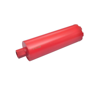 Dijamantna jezgra za suho / mokro bušenje svrdlo 110 mm x 400 mm