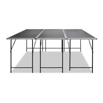 Tapetarski skopivi stol set 3 komada