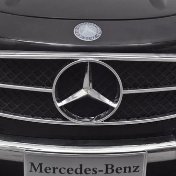 Električni Mercedes Benz 300SL crni, 6 V s daljinskim upravljačem