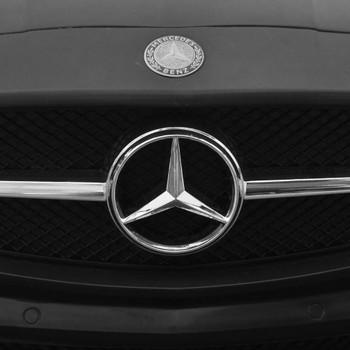 Električni Mercedes Benz SLS AMG crni, 6 V s daljinskim upravljačem