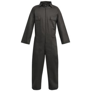 vidaXL Muški radni kombinezon veličina XL sivi