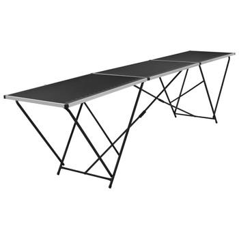 Tapetarski skopivi stol aluminij i čelik
