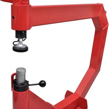 Tlak zraka pneumatsko ravnanje Hammer