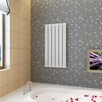 Bijeli radijator za kupaonicu 465 mm x 900 mm
