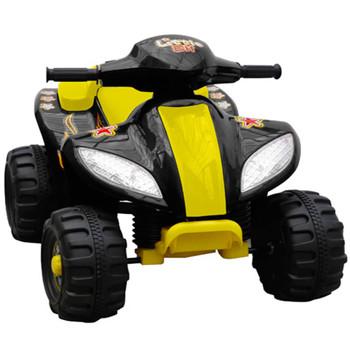 Dječji električni Quad bicikl žuti i crni