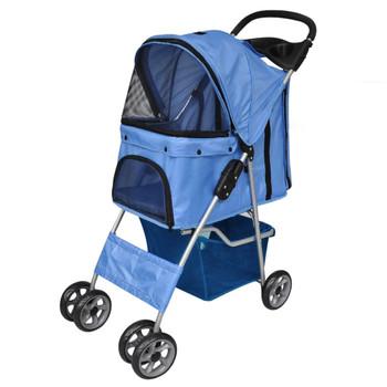 Plava kolica za pse