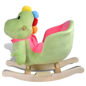 Ljuljačka za djecu u obliku dinosaura