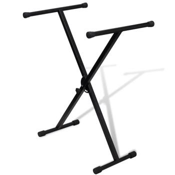Podesivi nosač klavijatura X oblika