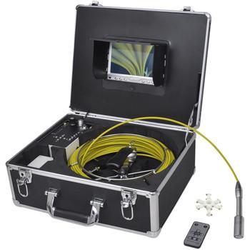 Kamera za pregled cijevi duljina 30 m, s DVR kontrolom
