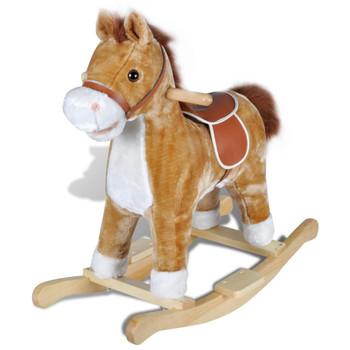 Konjić za ljuljanje sa zvučnim efektima