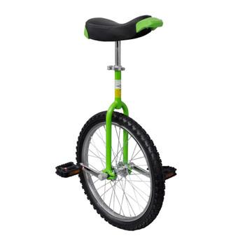 """Podesivi monocikl, 20"""" , zeleni"""