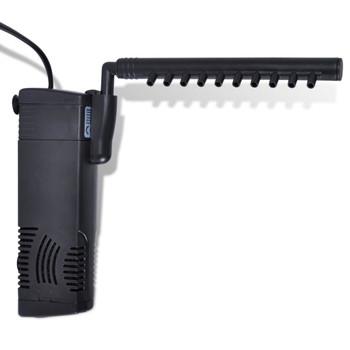 Akvarijum, Filter Pumpa sa Aktivnim Ugljenom 300L/h