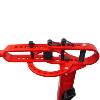 Kompaktni stroj za savijanje čeličnih cijevi s ručnim upravljanjem