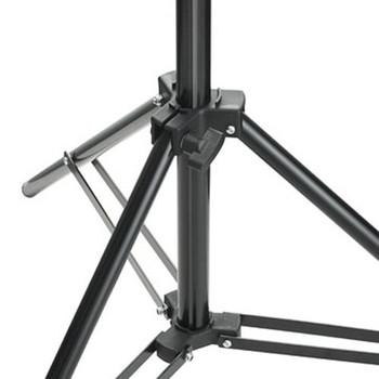 vidaXL Stativ za rasvjetu Visina 78-210 cm