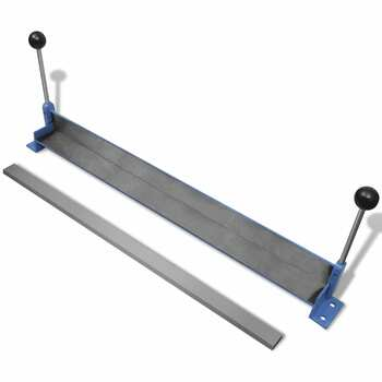 Ručni stroj za savijanje lima 760 mm