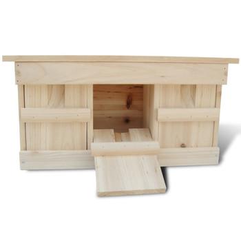 Kućica za Gniježđenje 44 x 15,5 x 21,5 cm