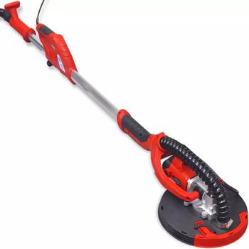 vidaXL Stroj za brušenje zida crveni 750 W