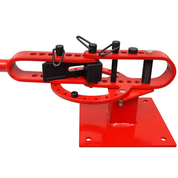Montažni stroj za savijanje čeličnih cijevi s ručnim upravljanjem