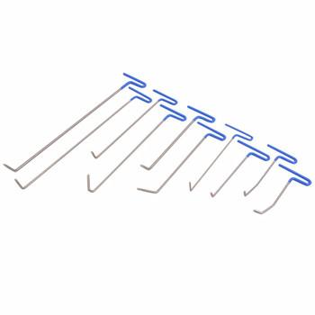 vidaXL 28-Dijelni set za bezbojni popravak udubljenja nehrđajući čelik