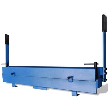 Ručni stroj za savijanje lima 1000 mm