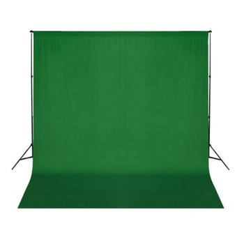 Chroma key pozadina 3x3 m, zelena