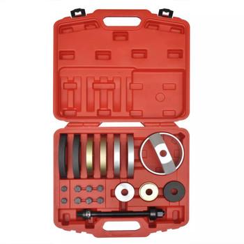 19-dijelni set alata za skidanje kugličnih ležajeva 62 mm,66 mm,72 mm