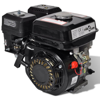 6.5 KS 4,8 kW Crni benzinski motor