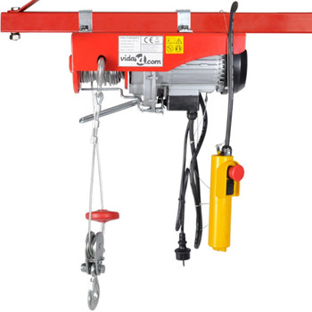 Električna Dizalica 1000 W 300/600 kg