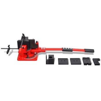 Univerzalni stroj za savijanje čeličnih cijevi s ručnim upravljanjem