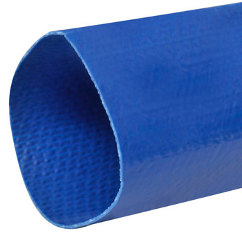 PVC plosnato crijevo za vodu, 25 m, 2''