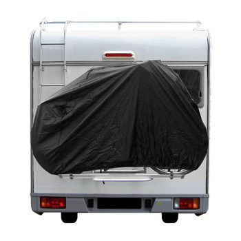 ProPlus Pokrivač za 2 Bicikla Crni 330287