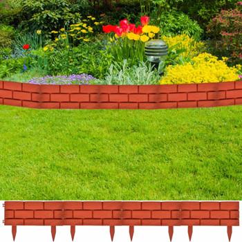 Niska ograda u stilu opeke, 11 komada