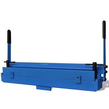 Ručni stroj za savijanje lima 630 mm