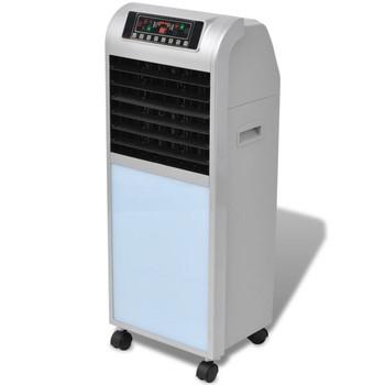 vidaXL Klima uređaj 120 W 8 L 385 m³ / h 37,5x35x94,5 cm