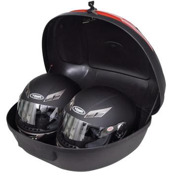 Pretinac za kacigu na motociklu, 72 L. za dvije kacige
