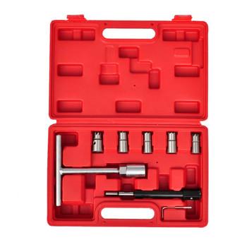7- dijelni set kruna za brtve injektora, diesel