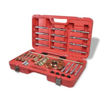 30-dijelni set alata za skidanje glavčine kotača
