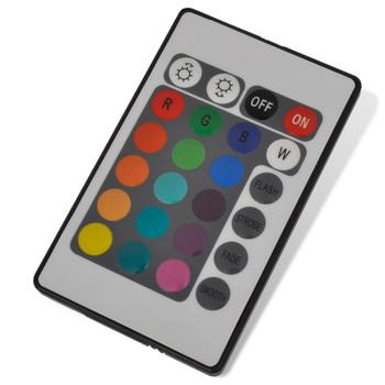 LED mjehurić svjetiljka za akvarij RGB 107 cm