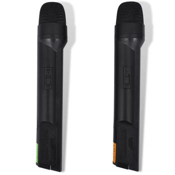 VHF prijemnik s dva bežična mikrofona