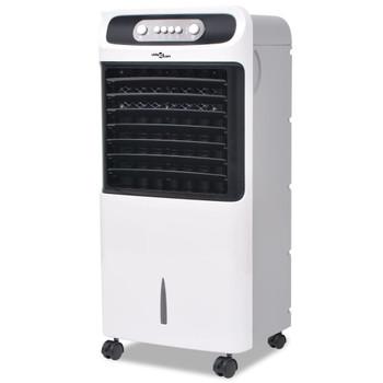 vidaXL Mobilni Uređaj za Hlađenje Zraka 80 W 12 L 496 m³/h