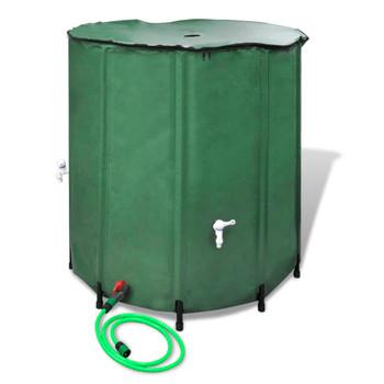 Sklopiv spremnik za kišnicu 500 L