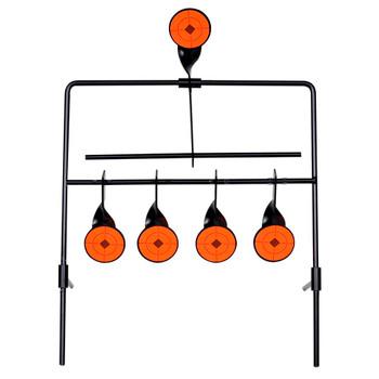 4+1 rotirajuće streljačke mete s automatskim ponovnim pokretanjem