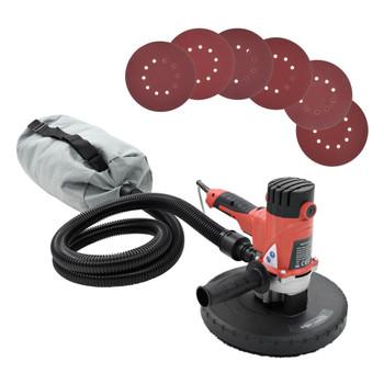 vidaXL Brusilica za suhe zidove s vakuumskom funkcijom 1200 W