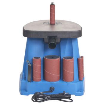vidaXL Oscilirajuća brusilica s vretenom 450 W plava