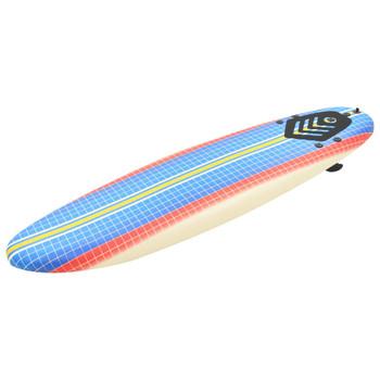 vidaXL Daska za surfanje 170 cm s mozaikom