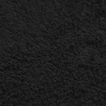 vidaXL 2-dijelni set kupaonskih otirača od tkanine antracit