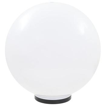 vidaXL LED kuglasta svjetiljka 50 cm PMMA