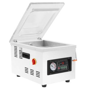 vidaXL Uređaj za vakuumsko pakiranje od nehrđajućeg čelika 400 W