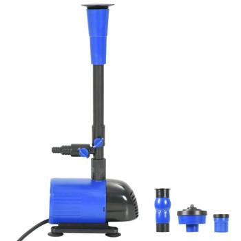 vidaXL Crpka za fontanu 38 W 1500 L/h