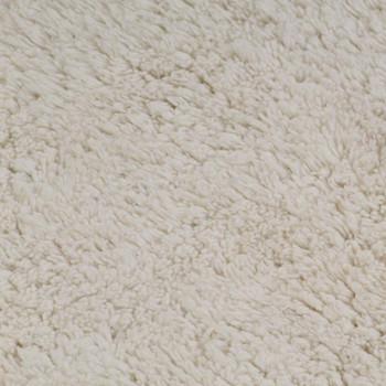 vidaXL 3-dijelni set kupaonskih otirača od tkanine bijeli
